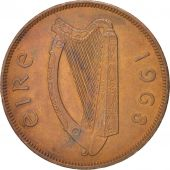IRELAND REPUBLIC, Penny, 1968, KM:11, TTB+, Bronze
