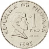 Philippines, Piso, 1995, SUP+, Copper-nickel, KM:269