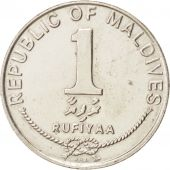 MALDIVE ISLANDS, Rufiyaa, 1996, SUP+, Copper-nickel, KM:73a