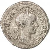 Syria, Gordian III, Tetradrachm, Antioch, VF(30-35), Billon, Prieur:282