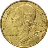 Fifth Republic, 5 Centimes Marianne, 1992, 4 folds, KM 933