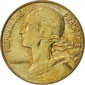 Fifth Republic, 5 Centimes Marianne, 1993, 3 folds, KM 933