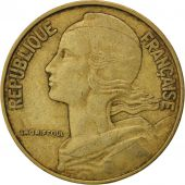 Fifth Republic, 20 Centimes Marianne, 1962, KM 930