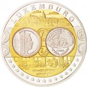 Europe, Luxembourg, Médaille