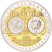 Europe, Allemagne, Médaille