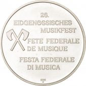 Music federal celebration, Token