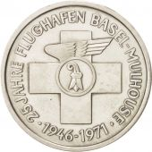 25th Basel-Mulhouse airlink anniversary, Token