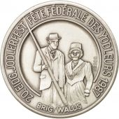 20th Yodler federal celebration anniversary, Token