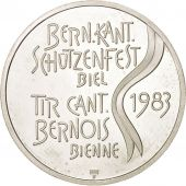 1983 Bienne Sport shooting celebration, Token