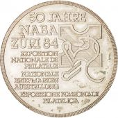 Zürich Canton, Philately national exhibition, Token