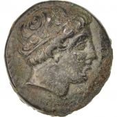 Bronze Unit, 346-336, Amphipolis, TTB+, Bronze