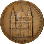 Germany, Archbishop, Andreas of Salzburg, Medal, 1945, AU(50-53), Bronze, 30mm