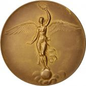 Austria, Sports camp, Medal, 1934, AU(55-58), Bronze, 50mm