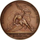 Germany, Federal medal, Medal, 1844, AU(55-58), Bronze, 47mm