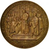 Germany, Berlin reformation 300th anniversary, Medal, 1839, EF(40-45), Bronze