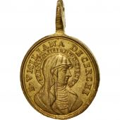 Italy, Religions & beliefs, Medal, XVIII century, SUP, Brass, 21x32mm