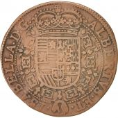 Pays-Bas, Spanish Netherlands, Token, 1621, TB+, Copper, 28, Feuardent:13925