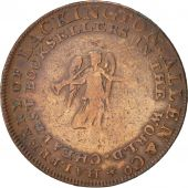 Grande-Bretagne, Trades, Lackington and Allens Book Shop London, Token, 1795...