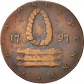 Grande-Bretagne, Trades, Scarce Patrick Maxwells Flax & Double-Headed Eagle...