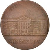 United Kingdom , Great-Britain, Newgate Prison, Token, 1794, TB+, Cuivre, 29