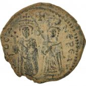 Phocas 602-610, Follis, Antioch, VF(30-35), Copper, Sear:617