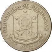 Philippines, Piso, 1972, Non Applicable, TTB, Copper-Nickel-Zinc, KM:203