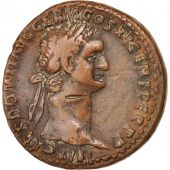 Domitian, As, Roma, AU(50-53), Bronze, RIC:756