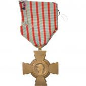 France, Croix de Guerre de 1914-1918, Medal, Good Quality, Bronze