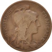 France, Dupuis, 10 Centimes, 1902, Paris, TB, Bronze, KM:843, Gadoury:277