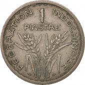 FRENCH INDO-CHINA, Piastre, 1947, Paris, TTB, Copper-nickel, KM:32.2