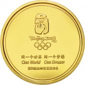 Chine, Medal, Beijing 2008, Dancing Beijing, Sports & leisure, 2008, SPL, Bro...