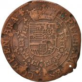 Pays-Bas, Token, Spanish Netherlands, Brabant, Chambre des Comptes, 1615, TB+