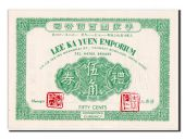 Hong Kong, Kowloon, 50 Cents, 1950-1960