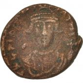 Constans II 641-668, Half Follis, Carthage, VF(30-35), Copper, Sear:1059