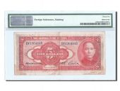 China, Central Bank, 5 Dollars 1928, PMG Ch VF 35, Pick 196b