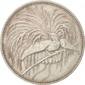 GERMAN NEW GUINEA, 5 Mark, 1894, Berlin, AU(55-58), Silver, KM:7