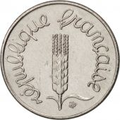 France, Épi, Centime, 1978, Paris, AU(55-58), Stainless Steel, KM:928