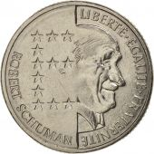 France, Schumann, 10 Francs, 1986, Paris, TTB+, Nickel, KM:958, Gadoury:825
