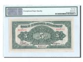 China, Territorial Development, 5 Dollars 1916, PMG Ch AU 58, Pick 583a