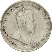 Australie, Edward VII, Threepence, 1910, London, TB+, Argent, KM:18