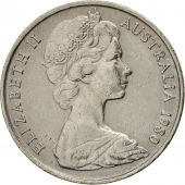 Australia, Elizabeth II, 10 Cents, 1980, AU(50-53), Copper-nickel, KM:65
