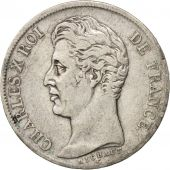 France, Charles X, Franc, 1830, Lille, EF(40-45), Silver, KM:724.13, Gadoury:450