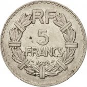France, Lavrillier, 5 Francs, 1933, Paris, TTB, Nickel, KM:888, Gadoury:336