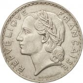 France, Lavrillier, 5 Francs, 1933, Paris, TTB+, Nickel, KM:888, Gadoury:336