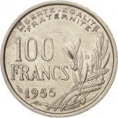 Monnaie, France, Cochet, 100 Francs, 1955, Beaumont le Roger, SUP