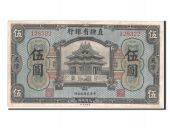 Chine, Bank of Chihli, 5 Dollars type 1920, TIENTSIN, Pick S1264b