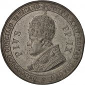 Vatican, Medal, Monument of the Ecumenical Concil, 1869