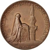Vatican, Medal, Pius XII, Proclamation of the Marian Year