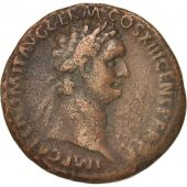 Domitian, As, 87, Roma, VF(30-35), Copper, RIC:550