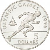 Niue, 5 Dollars 1992, Jeux Olympiques 1996, KM 61